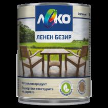 БЕЗИР ЗА ДЪРВО ЛЕКО ЛЕНЕН 750 МЛ/6