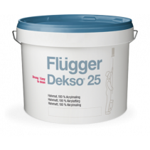 БАЗА 1 DEKSO 25 FLUGGER 0.7Л