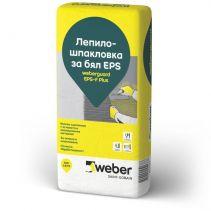 ЛЕПИЛО  ШП-КА ЗА EPS/XPS WEBERGUARD 25КГ