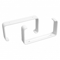 СКОБА PVC 110/55ММ(Х2)