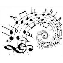 СТИКЕР ЗА СТЕНА MUSIC 60/90СМ AY9164