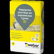 ЗИДАРСКИ РАЗТВОР WEBER 110G 40КГ