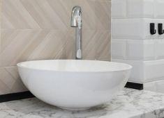Видове мивки за баня