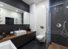 Видове мебели за баня - характеристики и приложение