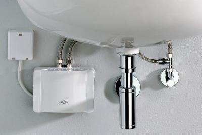 Бойлери за под и над мивка - какво трябва да знаем?