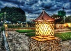 Външно осветление за градина или тераса