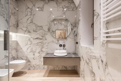 Избор на дизайн и плочки за баня